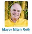 Photo of Mayor Mitch Roth